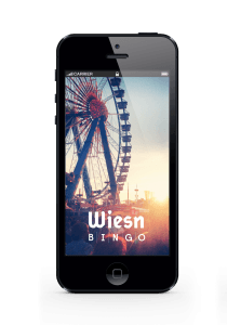 01 MockUp Startscreen 1 210x300 - Wiesn Bingo - Die Smartphone App für iOS, Android & Windows Phone