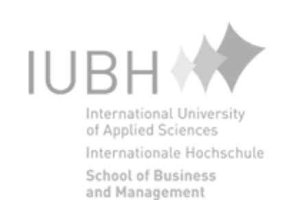 Logo Kunde IUBH Bastian Deurer Digital Marketing Freelancer München Dozent